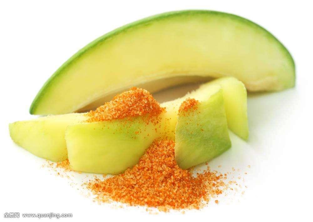 芒果酸-广西酸野小吃现做芒果酸美味又脆