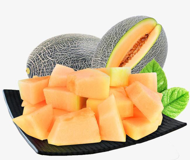 哈密瓜-哈密瓜酸品小吃制作甜酸甜酸的可