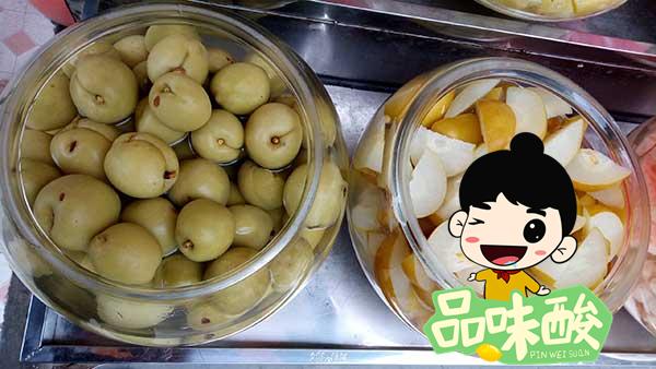 酸桃子的腌制方法-酸桃子酸野做法培训