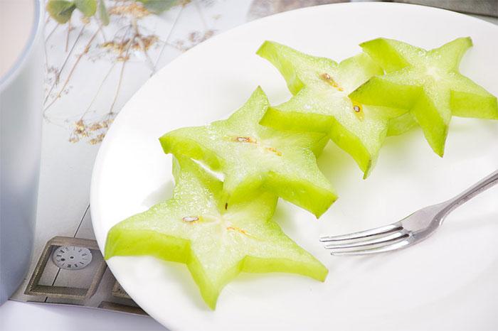 杨桃酸野-水果杨桃现做现卖水果酸料
