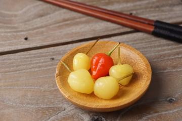 五彩泡椒的做法-五彩泡椒腌制方法在线指